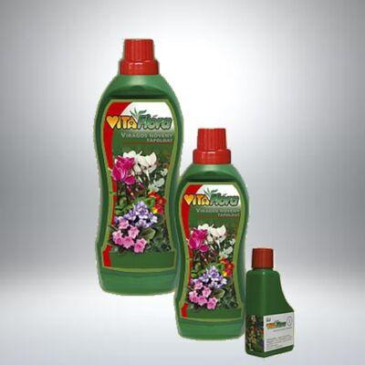 VITAFLÓRA virágos növényekhez 0,5l.